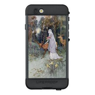 Dun-Rotwild durch Warwick Goble LifeProof NÜÜD iPhone 6s Hülle
