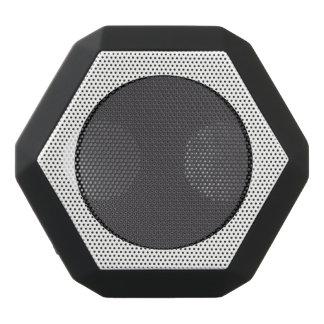 Dunkelgrauer Punkt Schwarze Bluetooth Lautsprecher