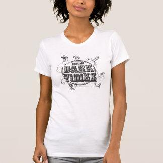 Dunkelheits-Zeiten Harry Potter-Bann-| T-Shirt