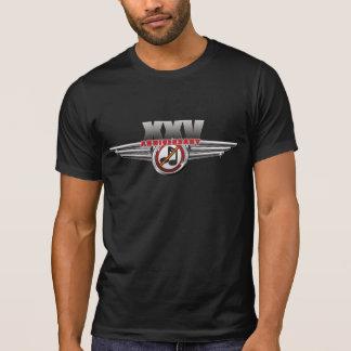 Dunkle LEBER T-Shirt