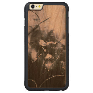 Dunkle StoßkirscheiPhone 6 Plusfall Carved® Cherry iPhone 6 Plus Bumper Hülle