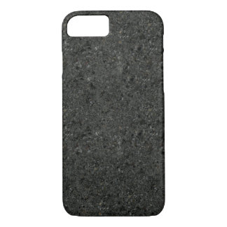 Dunkler konkreter überzogener iPhone 7 Kasten iPhone 7 Hülle
