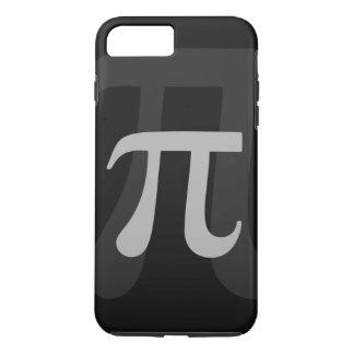 Dunkler PU iPhone 8 Plus/7 Plus Hülle