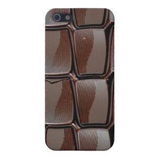 Dunkler Schokoladen-Traum Hülle Fürs iPhone 5