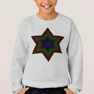 Dunkles Burst™ Jungen-Sweatshirt Sweatshirt