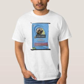 Dunkles Reich Sparungs-verärgerten Chow-Chow T-shirts