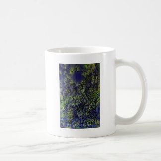 Dunkles Volk-Steigen Kaffeetasse
