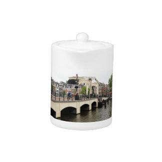 Dünne Brücke, Amsterdam, Holland