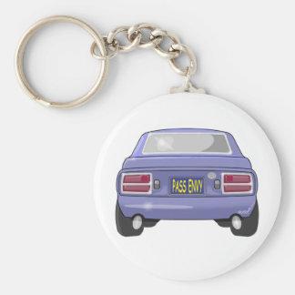 Durchlauf-Neid 1976 Datsuns 280Z Schlüsselanhänger