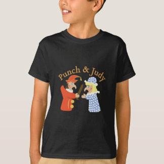 Durchschlag u. Judy T-Shirt
