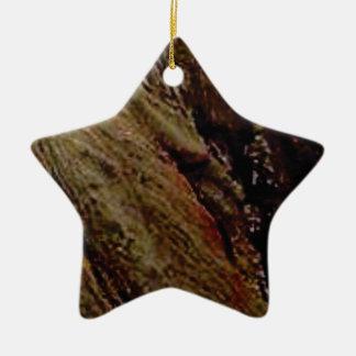 durchtränken Sie farbige Schlucht Keramik Ornament