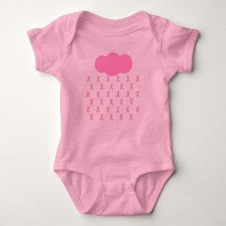 Dusche der Hoffnung Baby Strampler
