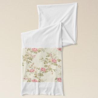 Düstere Rosen-stilvoller Schal
