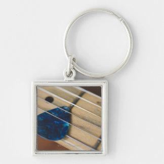 E-Gitarren-Schnüre Schlüsselanhänger