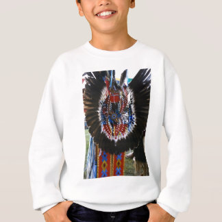 Eagel Feder Sweatshirt