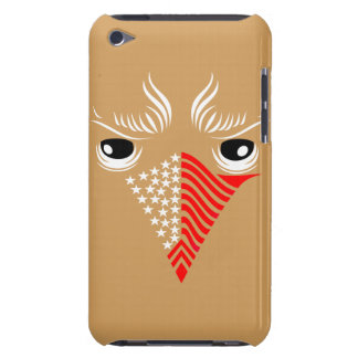 EAGLE-AUGE iPod TOUCH Case-Mate HÜLLE