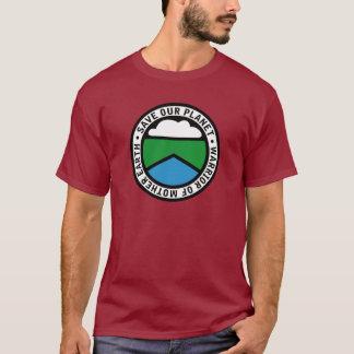 Earthwarriorblue2 T-Shirt