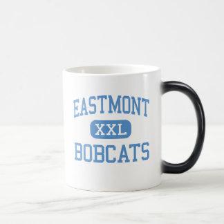 Eastmont - Rotluchse - Jüngeres - OstWenatchee Verwandlungstasse