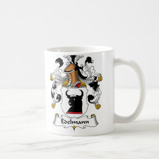 Edelmann Familienwappen Kaffeetasse