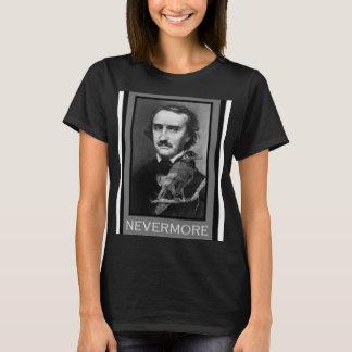 Edgar Allen Poe und Rabe T-Shirt