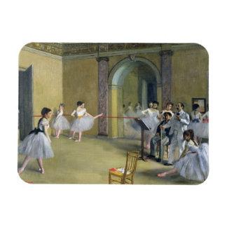 Edgar Degas | das Tanz-Foyer an der Oper Magnet