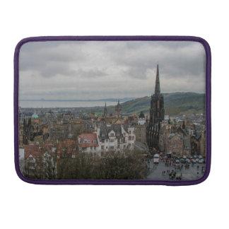 Edinburgh, Schottland - Macbook Prohülse Sleeve Für MacBook Pro