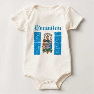 Edmonton-Entwürfe Baby Strampler