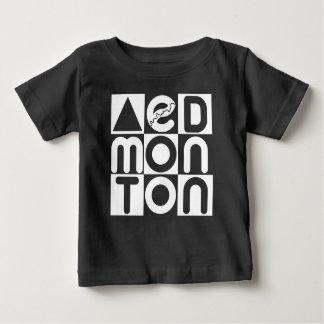 Edmonton-Puzzlespiel-Baby-Shirt Baby T-shirt