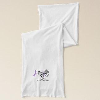 Eds-Bewusstseins-Schmetterlings-Schal Schal