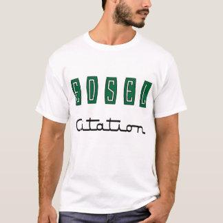 Edsel Zitat T-Shirt