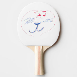 Edward-Klingeln Pong Paddel Tischtennis Schläger