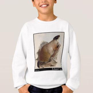 Edward Lear Murmeltier Sweatshirt