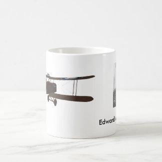 "Edward ""Mick"" Mannock, mannock, Edward ""Mick"" M… Kaffeetasse"