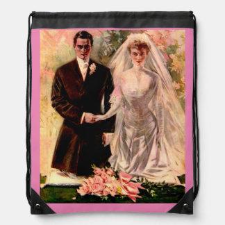 Edwardian Hochzeit 1906 Turnbeutel