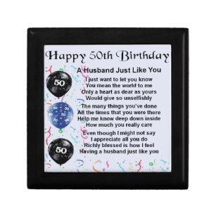 50 Geburtstag Geschenkbox Zazzle At