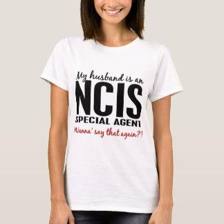 Ehemann ist ein NCIS Agent T-Shirt