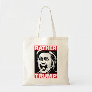 Eher Taschen-Tasche des Trumpf-(nicht Hillary) Tragetasche