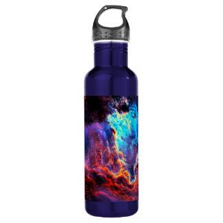 Ehrfurcht-Inspirieren Farbdes zusammengesetzten Edelstahlflasche