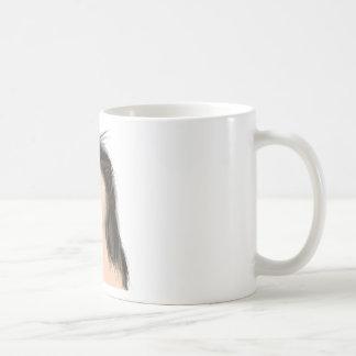 Ehrwürdig [japanisches Kanji] Tasse