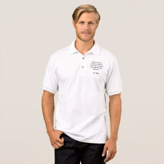 """Eibe you Ar not willing to risk usualthe Polo Shirt"