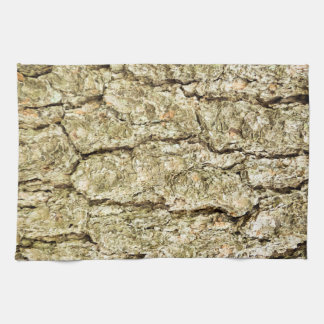 Eichen-Barke Handtuch