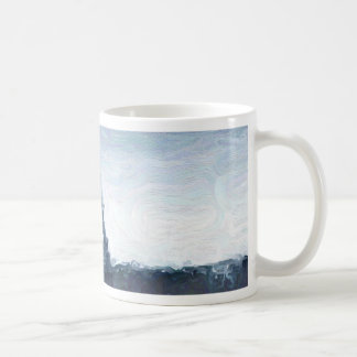 Eifel Entwürfe Kaffeetasse