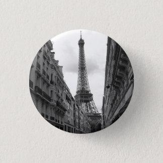 Eiffel-Turm-Abzeichen Runder Button 3,2 Cm