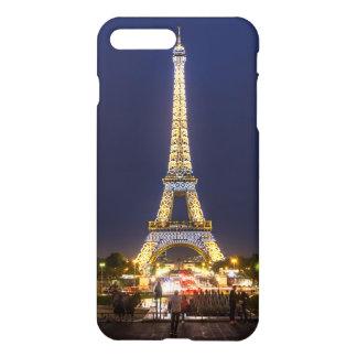 Eiffelturm iPhone 8 Plus/7 Plus Hülle