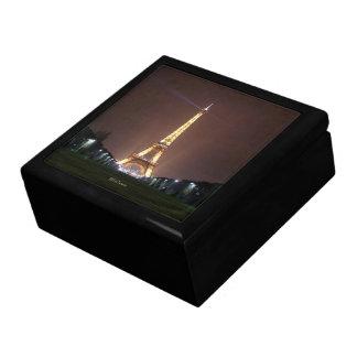 Eiffelturm nachts erinnerungskiste