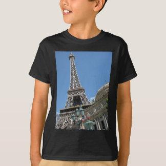 Eiffelturm-Paris-Hotel Las Vegas T-Shirt