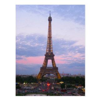Eiffelturm Paris Postkarte