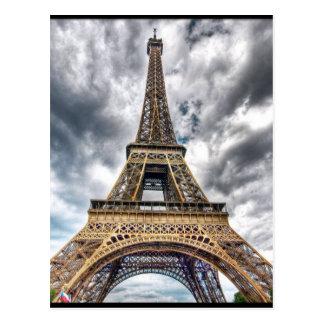 Eiffelturm Postkarte