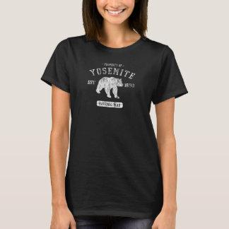 Eigentum des Yosemite Nationalpark Bären T-Shirt