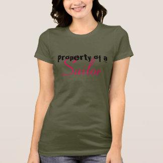 Eigentum eines Seemanns T-Shirt